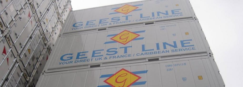 Meachers Global Logistics wins £1.5m contract with Geest Line image