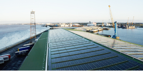 Aviva Investors & BNP Paribas complete first sustainability-linked transaction for Associated British Ports image