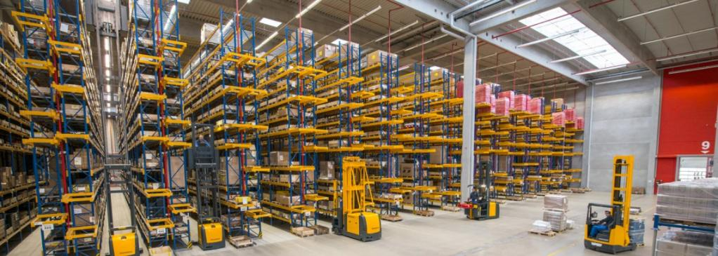 Coach House automates warehouse operations and optimises space with Jungheinrich image