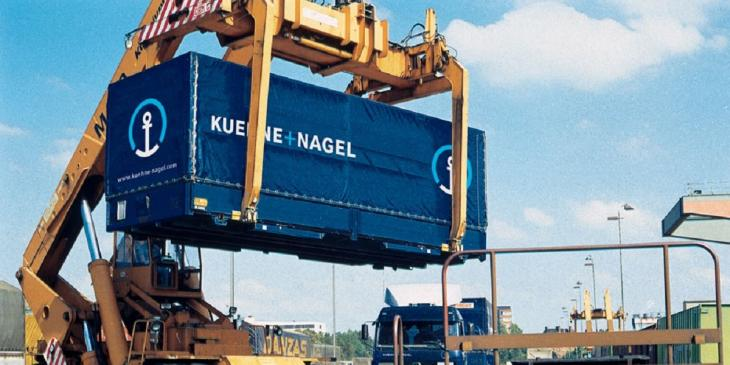 Kuehne + Nagel acquires in the Netherlands and Belgium to expand its overland network image