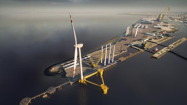 Firth of Forth Proposed as Scotland's Green Port
