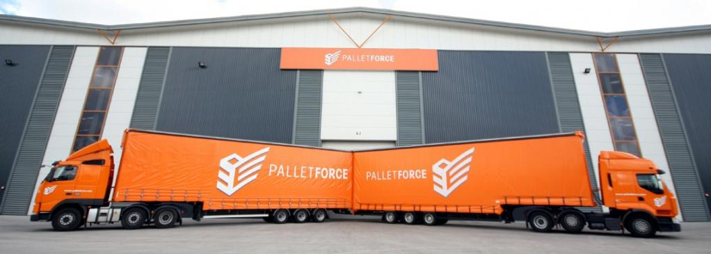 First pallet network to offer a next day service to the Isle of Wight image