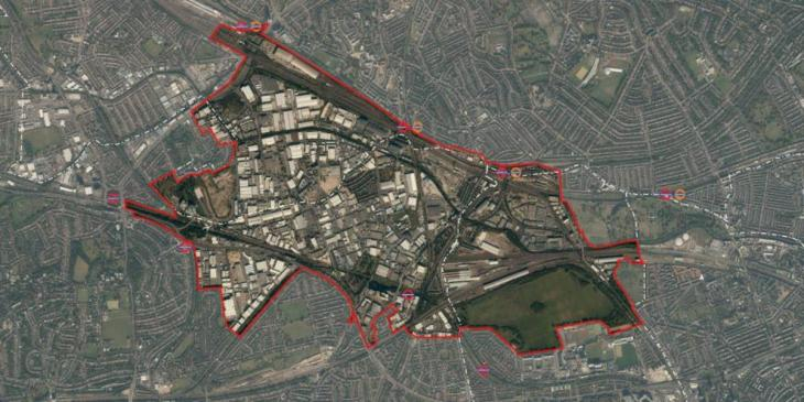 Goodman acquires prime industrial site in London image