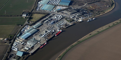 PD Ports invests £0.9 million in Liebherr crane to boost productivity and support strategic growth at Groveport