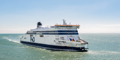 P&O DFDS agree space charter