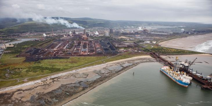 ABP and Tata Steel sign long-term Port Talbot agreement image