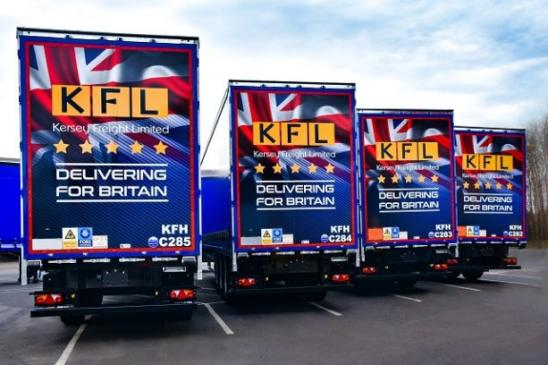 Kersey Freight takes delivery of 20 new SDC Freespan Curtainsiders image