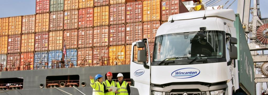 Wincanton selected by HMRC for logistics contract to support customs clearance image