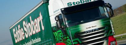 Charity auction winner will name Eddie Stobart trucks at Multimodal Awards in aid of Transaid