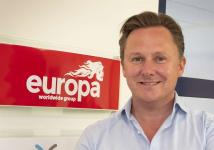 Andrew Baxter, CEO, Europa Worldwide Logistics