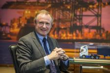 John Williams, Executive Chairman, Maritime Transport