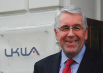 Peter Ward, Chief Executive, UKWA