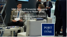Nolan Gray - Port of Tyne - Meet the Experts Interview