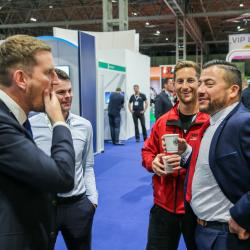 MATCH-MAKING SERVICE TO CONNECT SHIPPERS – OUR VIP VISITORS – TO EACH OTHER AND TO OUR EXHIBITORS