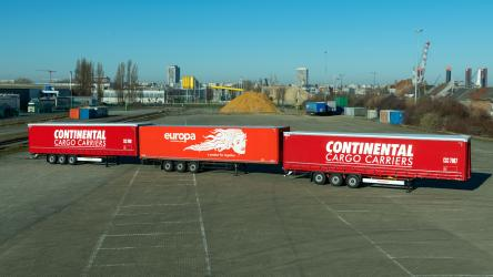 Continental Cargo Carriers launches driver academy