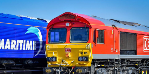 DB Cargo UK plans to lease Mossend EuroTerminal to Maritime Intermodal