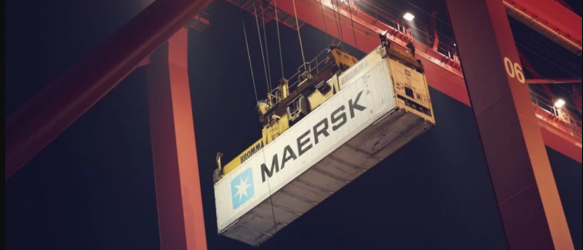 A.P. Moller - Maersk to acquire E-commerce Logistics companies in Europe and the US
