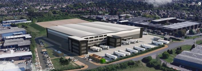 Manton Lane Logistics Site