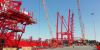 Peel Ports invests in 2 new STS cranes for Liverpool 1